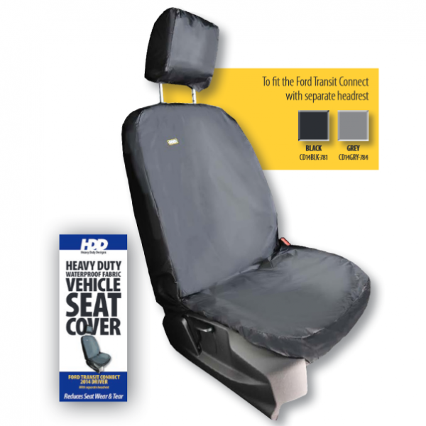 Ford Transit Connect 2014 Front RH Driver Side Seat Cover