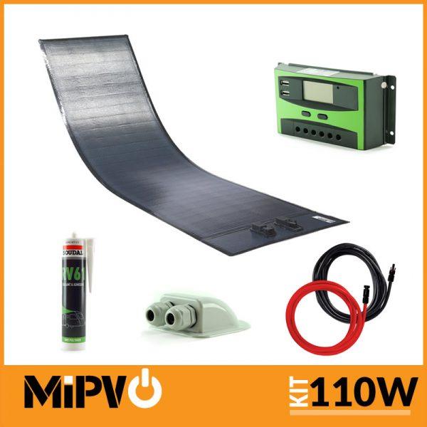 MIPV 110W Solar Panel