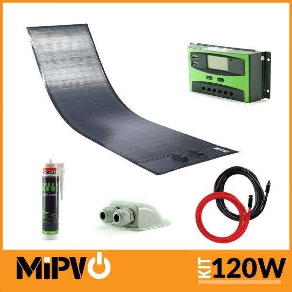 MIPV 120W Solar Panel