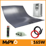 MIPV 165W Solar Panel