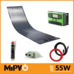 MIPV 55W Solar Panel