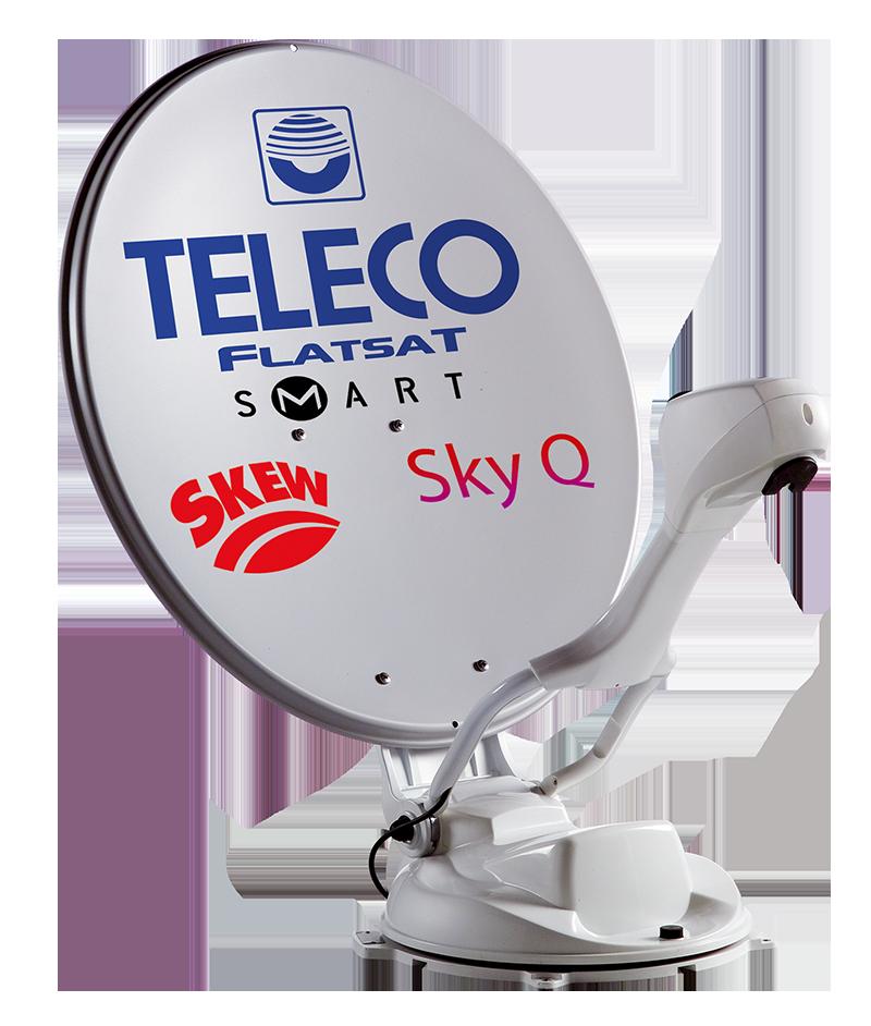 Teleco SkyQ 85cm Skew