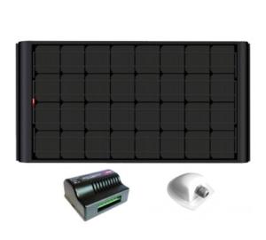 NDS Black Solar 110w Panel