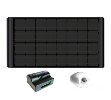 NDS Black Solar 110w Panel