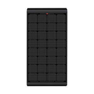 NDS 110W Black Solar Panel