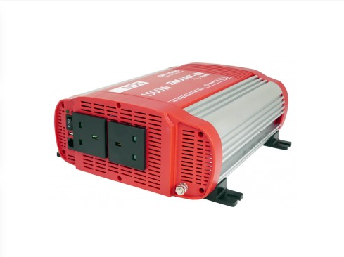 NDS Smart Inverter Pure Sine Wave 12V – 1500W