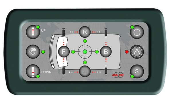 MA-VE Control Panel